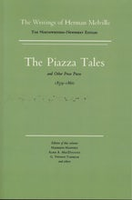 The Piazza Tales and Other Prose Pieces, 1839-1860