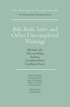 Billy Budd, Sailor and Other Uncompleted Writings