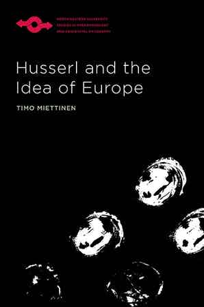 Husserl and the Idea of Europe Book Cover